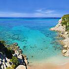Escalet Beach at Cap Camarat, Ramatuelle near St-Tropez by Bruno Beach