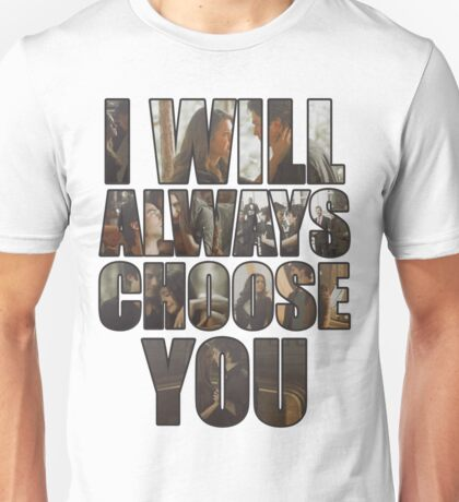 Delena quote Unisex T-Shirt