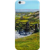 Ditchling Beacon iPhone Case/Skin
