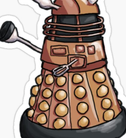 Dalek(s) Sticker