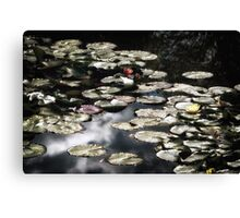 Giverny Canvas Print