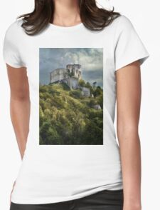 Château Gaillard Womens Fitted T-Shirt