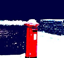 Snow Mail Today by Auslandesign