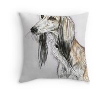 The Understanding Throw Pillow