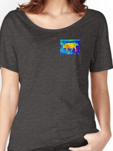 Wandering Pig Women's Relaxed Fit T-Shirt