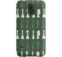 Green Chess Samsung Galaxy Case/Skin