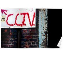 C.C.T.V. Poster