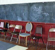 Class Room @ Rose Center by raindancerwoman