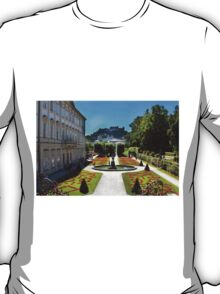 Mirabell Palace and Gardens T-Shirt