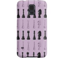 Purple Chess Samsung Galaxy Case/Skin