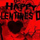 Happy Valentines Day Card by StarKatz