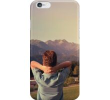 Holz iPhone Case/Skin