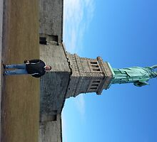 Statue of Liberty  by sueottaway