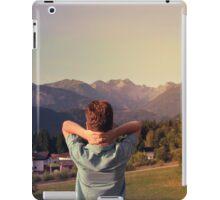 Holz iPad Case/Skin