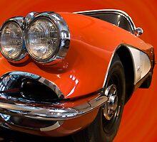 Corvette 1959 by barkeypf