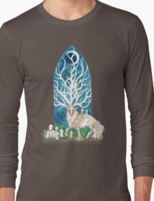 The Forest God Long Sleeve T-Shirt