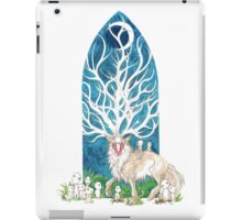 The Forest God iPad Case/Skin