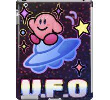 Kirby UFO iPad Case/Skin