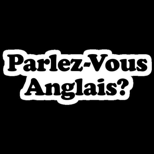 DO YOU SPEAK ENGLISH? by TheLoveShop