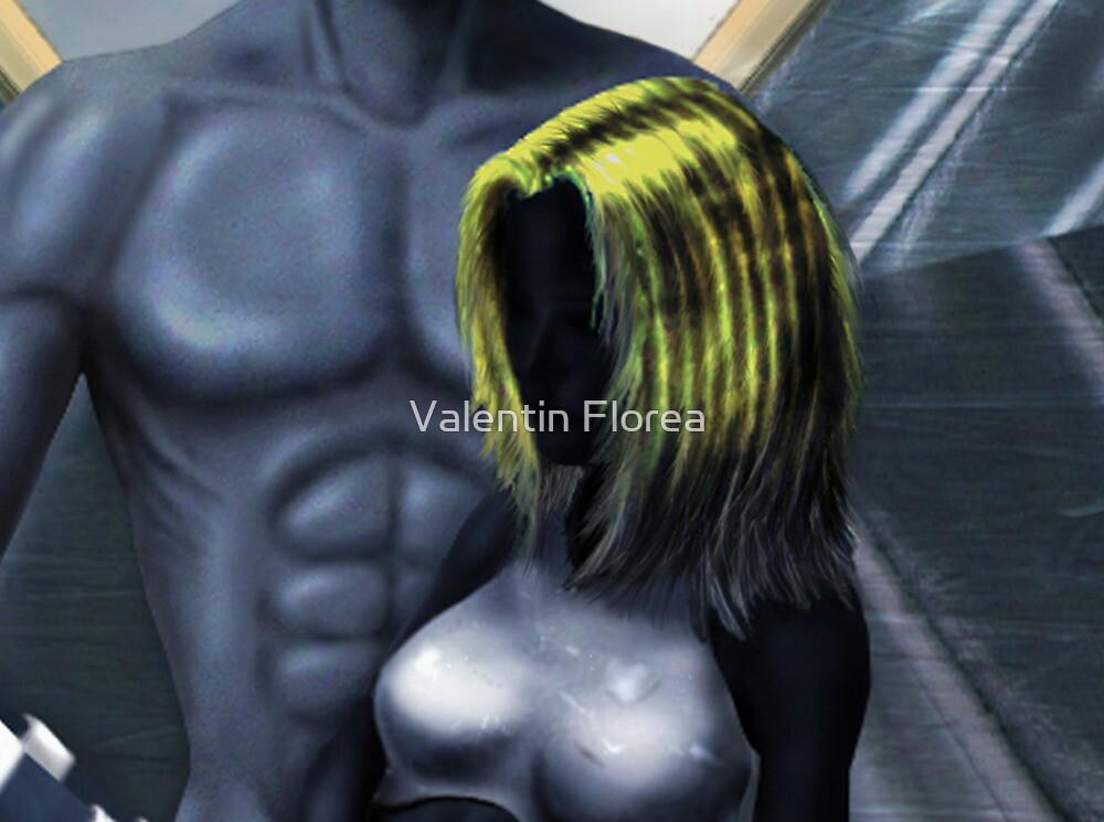 Hakuna Matata -  Detail 1 by Valentin Florea