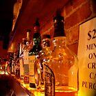 The Drink is Enlightening by CarolLeesArt
