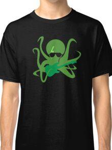 Rocktopus [GREEN] Classic T-Shirt