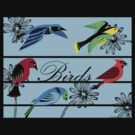 Birds Royal by Andi Bird