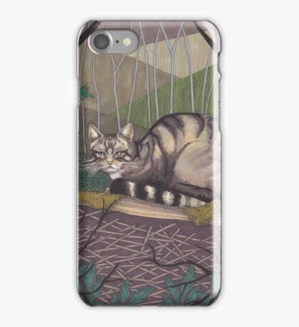 Highland Tiger iPhone Case/Skin