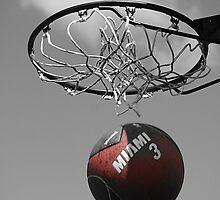 Basketball by Emily  Redfern