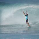 Mick Fanning Wins Third World Title by kevin smith  skystudiohawaii