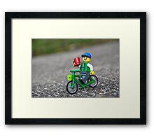 KCCO Framed Print