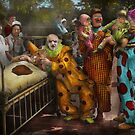 Doctor - Fear of clowns 1923 by Mike  Savad