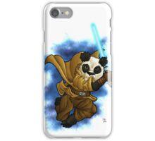 Panda Jedi iPhone Case/Skin
