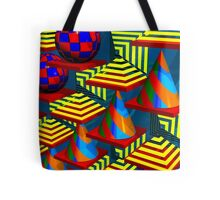 Abstract  With Patterns Tote Bag