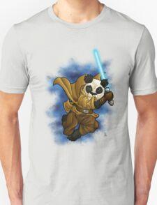 Panda Jedi Unisex T-Shirt