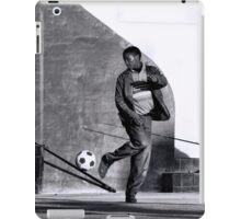 You cant win the title in August but you certainly can go fishing  iPad Case/Skin