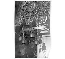 Temple bells Poster