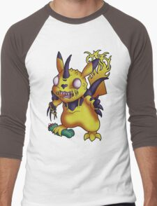 Legion of Pikachu Men's Baseball ¾ T-Shirt