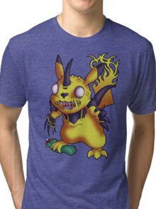 Legion of Pikachu Tri-blend T-Shirt