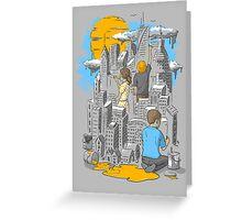 Children's City Greeting Card