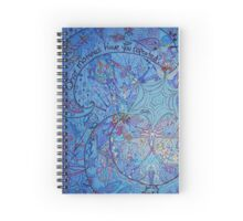 What Mistakes? Spiral Notebook