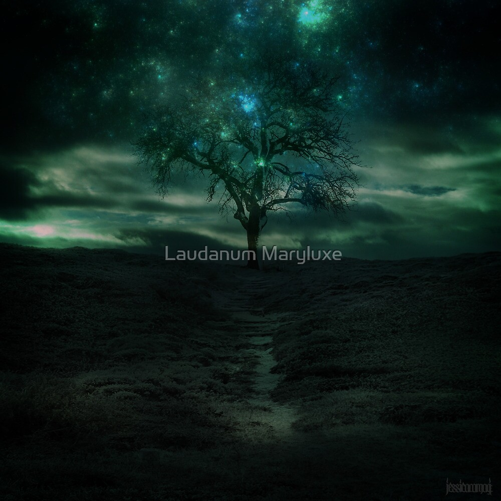 Gaia by Laudanum Maryluxe