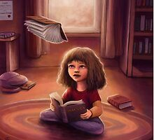 Little Bookworm by Svenja Gosen