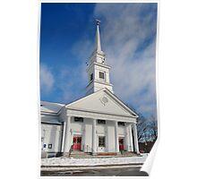 United Parish of Winchendon, MA Poster