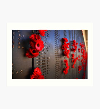 Rememberance Art Print