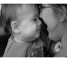 Innocent Love Photographic Print