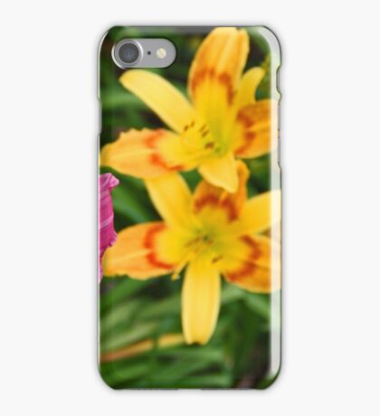 Day Lilies iPhone Case/Skin