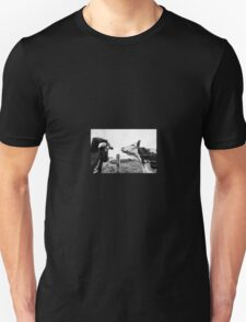 Who are you looking at? Unisex T-Shirt