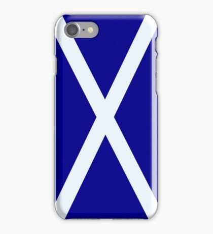 St Andrews cross 1 iPhone Case/Skin