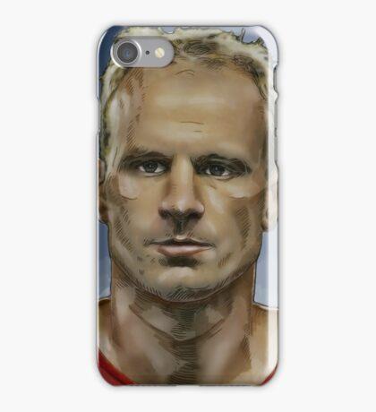 Dennis Bergkamp - Dutch Master iPhone Case/Skin